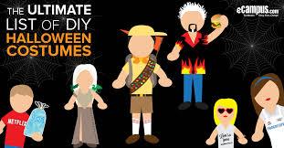 Style Glow Worm Halloween Costume Ultimate List Diy Halloween Costumes Ecampus Blog