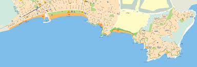 xmaps for africa salou beaches patronat de turisme de salou