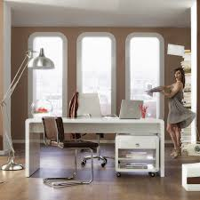 White Lacquer Desk by Designer Gloss White Lacquer Desk 1500dx700dx760h With Curved