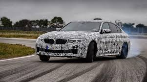 2018 bmw m5 gets selectable all wheel drive and 600 horsepower