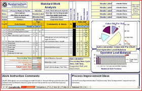 learn to use excel templates for kaizen continuous improvement in