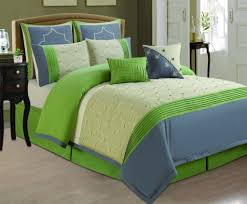 Black And Green Bedding Blue And Green Bedding Sets Lime Green U0026 Grey Blue Comforter Set