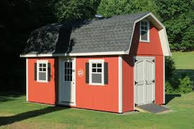 building a gambrel roof tall gambrel barn style sheds