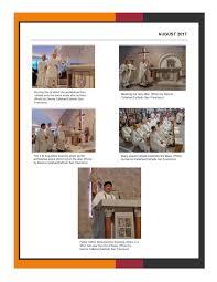 st augustine catholic parish saint augustine catholic church