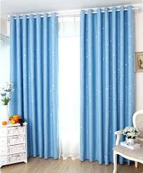 Light Blue And Curtains Sky Blue Curtains Teawing Co
