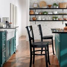 painting my oak kitchen cabinets white best paint for your next cabinet project the home depot
