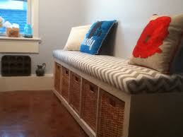 Indoor Bench Cushion Covers Bench Excellent Seat Cushions Indoor Amarillobrewingco Throughout