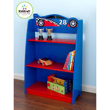 kids book shelves kidkraft firehouse bookcase kids bookcases at hayneedle idolza