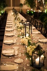 Backyard Wedding Setup Ideas Best 25 Long Wedding Tables Ideas On Pinterest Long Table