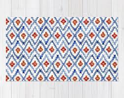 white marble area rug 2x3 rug modern rug 3x5 rug 4x6 area rug