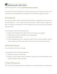 white paper word template sample white paper template 12 free