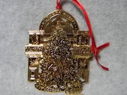 fancy biltmore estate u0026 white house historical christmas ornament