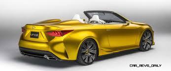 lexus concept sports car 2014 lexus lfc2 concept cabrio is truly miraculous a design so