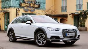 first audi 2017 audi a4 allroad quattro first drive review
