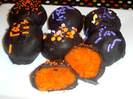 Cake Pops Halloween by Halloween Cake Balls Love To Be In The Kitchen