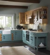 Genevieve Gorder Kitchen Designs Duck Egg Blue Wooden Kitchen Units Google Search For The Home
