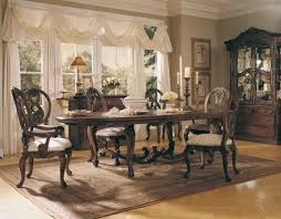 American Drew Dining Room Furniture American Drew Mcclintock Home Renaissance Dining