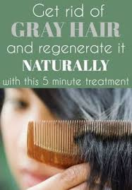 can gray hair turn black again apply this on your scalp 1 hour before wash in just 10 days all