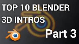 2d intro templates for blender top 10 best blender 3d 2d intro templates 3 free downloads youtube