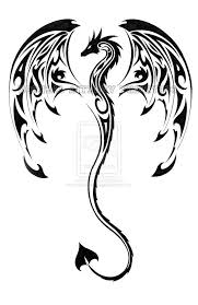 dragon with wings tattoo 1000 ideas about dragon tattoo back on