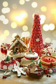 christmas dessert buffet fuzion christmas menu sunway resort hotel and spa bandar sunway