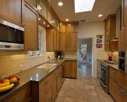 flooring galley kitchen ideas with wood flooring and antique