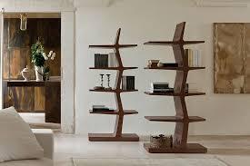 Timber Bookshelf Bookshelf Stunning Contemporary Bookshelves Cool Bookshelves For