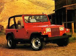 jeep red interior jeep wrangler yj 1988 design car exterior interior innermobil