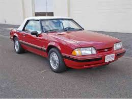 mustang 1990 for sale 1988 to 1990 ford mustang for sale on classiccars com 42 available