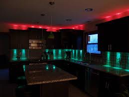 led light strip under cabinet color led under cabinet lighting lilianduval