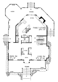 victorian queen anne style house plans arts