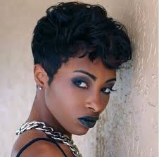 170 best short hairstyles for black women images on pinterest