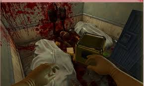 the pc becomes the npc viscera cleanup detail u2013 sticky bunton