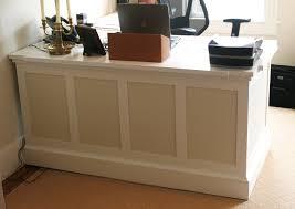 Reception Desk Size by Reception Desks For Sale Decorative Desk Decoration