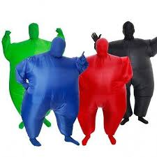 Fat Suit Halloween Costume 20 Inflatable Costumes Ideas Rudolph Costume