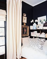 yea or nay dark walls in a small space decorating lonny yea or nay dark walls in a small space