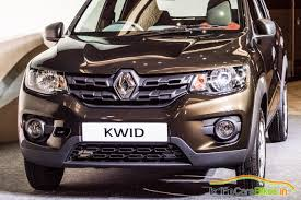 renault kwid specification automatic renault kwid spotted testing near bangalore