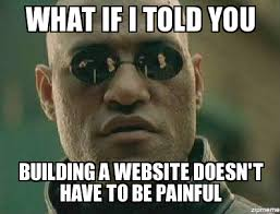 Meme Website - 5 traps to avoid when building a website for your business 3bug media