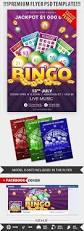 bingo psd flyer template 19832 styleflyers