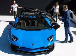 how many cars does lamborghini sell a year and are on a sales collision course