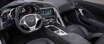 1989 Corvette Interior 2017 Chevy Corvette Stingray Enthralls Flint And Grand Blanc
