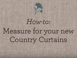 How To Measure For Pinch Pleat Drapes How To Measure Pinch Pleat Curtains Country Curtains