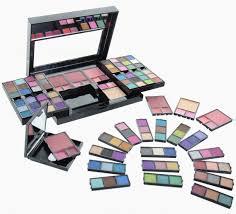 inspiration lifestyle and fashion professional makeup sets