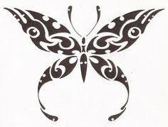 butterfly drawings tribal butterfly 4 celtic
