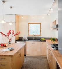 Kitchen Track Lighting Shining A Spotlight 34 Gorgeous Track Lighting Ideas For The