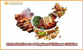cuisines photos introduction to 4 regional cuisines