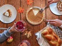 top thanksgiving side dish searches for every state across