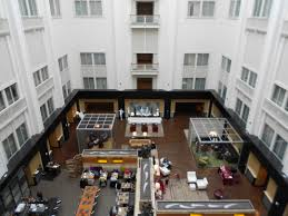 hotel review the nines portland oregon booked with