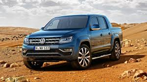 vw amarok receives its facelift and a new 3 0 v6 tdi engine