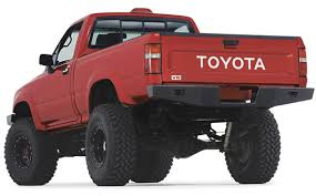 2004 toyota tacoma rear bumper replacement warn rock crawler rear bumper for the toyota 68490